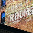 Rooms © by Ethna Gillespie