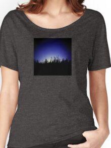 Evening Glow Women's Relaxed Fit T-Shirt