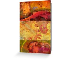 Rugged and Rustic Greeting Card