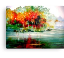 The Summer Knows... Metal Print