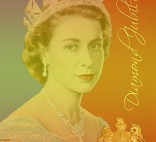 Queen Elizabeth II Diamond Jubilee by Heidi Hermes