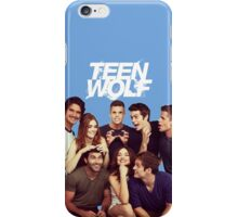 Teen Wolf Crew iPhone Case/Skin
