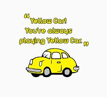 Yellow Car T-Shirt