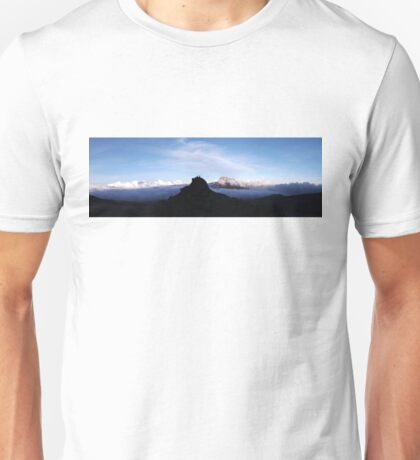 Mawenzi Summit on Mount Kilimanjaro. Earthporn.  Unisex T-Shirt