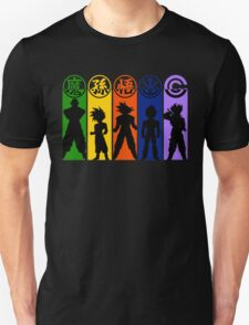 Select your Warrior T-Shirt