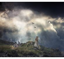 An Ancient History of Flight. Photographic Print