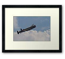 Lancaster B1 Framed Print