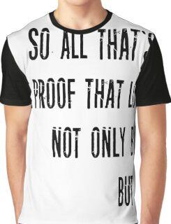 fake tales of san francisco Graphic T-Shirt