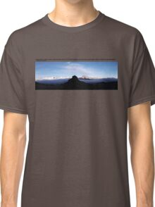 Mawenzi Summit on Mount Kilimanjaro. Earthporn. With a Monty Python quote. Classic T-Shirt
