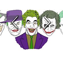Joker face selector - Joker '66 by jredthered