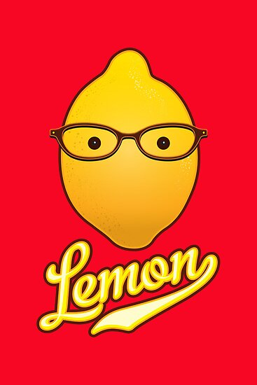 Good God, Lemon! by BasqueInk