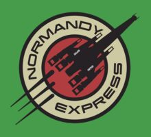 Normandy Express Kids Tee