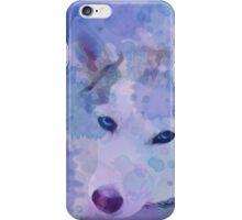 Water Color Husky iPhone Case/Skin