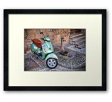 Italian Chic Framed Print