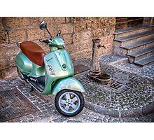 Italian Chic Photographic Print