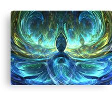 Sky Angels Canvas Print