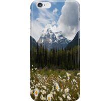 Canadian Mountain iPhone Case/Skin