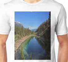 Valley Of The Five Lakes Unisex T-Shirt