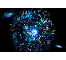 The Big Bang Theory the mother of Time  Photographic Print