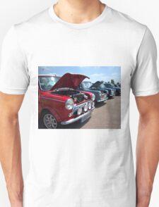 Vintage Mini line up 2 T-Shirt