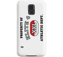 Elite 4 - Athletic Dept Samsung Galaxy Case/Skin