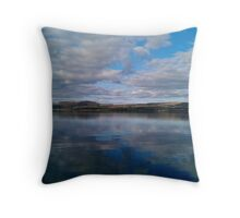 The Beautiful Clyde Throw Pillow