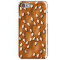 Crisp bread iPhone Case/Skin