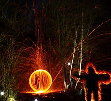 Wire wool may cause fire by yampy