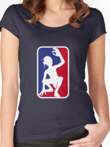 Ring finders League Women's Fitted Scoop T-Shirt