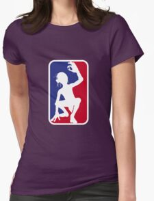 Ring finders League Womens Fitted T-Shirt