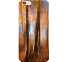 Autumn Forest iPhone Case/Skin