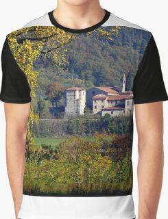 San Pietro in Lamosa Graphic T-Shirt
