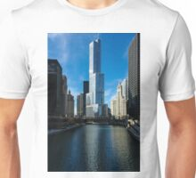 Chicago Blues Unisex T-Shirt