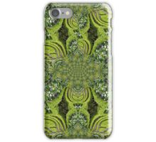 Paris garden I phone 4 iPhone Case/Skin