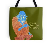 The Demon Storyteller Tote Bag