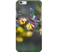 Flowering plant iPhone Case/Skin
