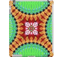Colorful Mirror Abstract 1 iPad Case/Skin