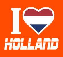 I LOVE HOLLAND by mcdba