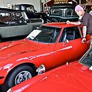Bygone Days , Cruise Around The Memory and Dreams. i ♥ ♥ ♥  Opel GT♥  .   by Doktor Faustus. by © Andrzej Goszcz,M.D. Ph.D