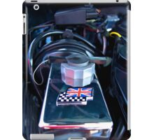 Mini engine bay iPad Case/Skin