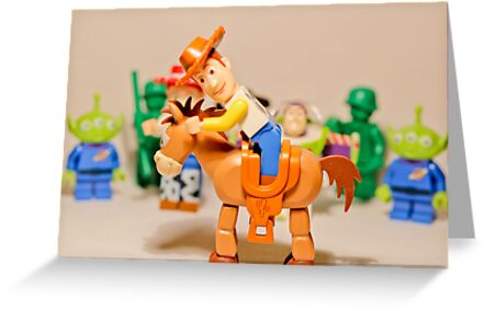 Toy Story Crew by scottseldon
