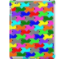 For the Birds- Rainbow iPad Case/Skin