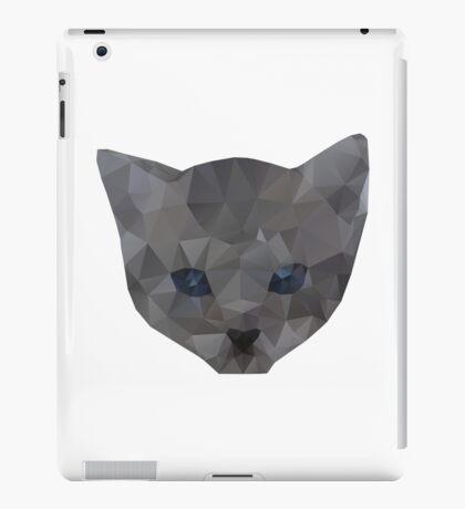 kitten head iPad Case/Skin