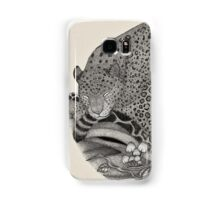 Jaguar Ink illustration Samsung Galaxy Case/Skin