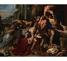 Massacre of the Innocents Photographic Print