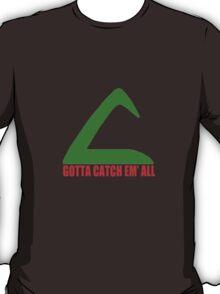 Ash Ketchum Logo Pokemon T-Shirt