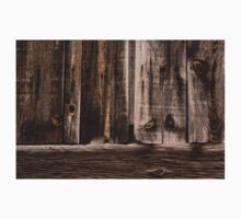 Weathered Wooden Abstracts - Take Two Kids Tee