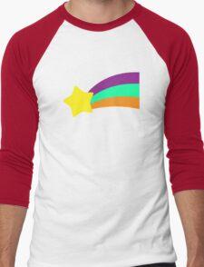 Shooting Star // Mabel Pines Men's Baseball ¾ T-Shirt
