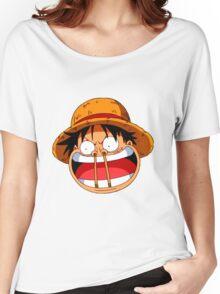 Luffy sticks! Women's Relaxed Fit T-Shirt