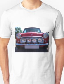 Vintage red Mini T-Shirt